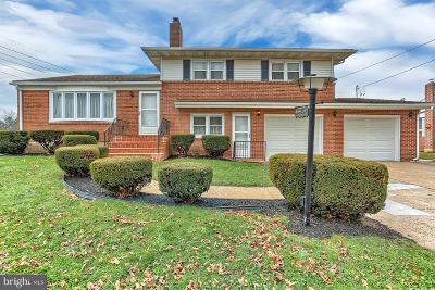 York Single Family Home For Sale: 1796 South Drive