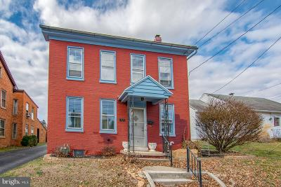 Hanover Single Family Home For Sale: 748 Broadway