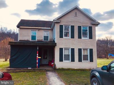 New Cumberland Single Family Home For Sale: 284 Marsh Run Road