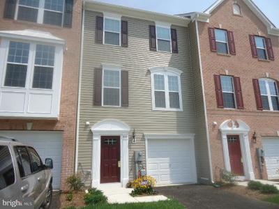 Hanover Townhouse For Sale: 810 Blossom Drive