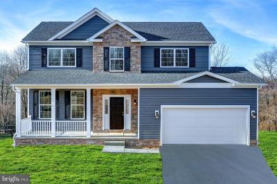 Spring Grove Single Family Home For Sale: Lot 203 Monocacy Trail