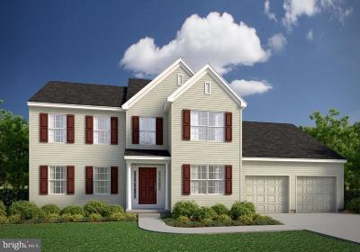 York Single Family Home For Sale:  Warren Model