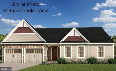 York Single Family Home For Sale:  Milton Model