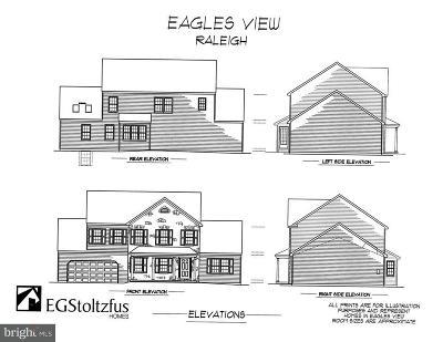 York Single Family Home For Sale:  Raleigh Model