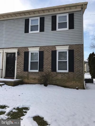 Hanover Single Family Home For Sale: 883 McAllister Street
