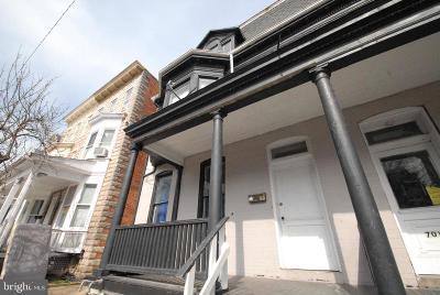 York Single Family Home For Sale: 703 W Princess Street