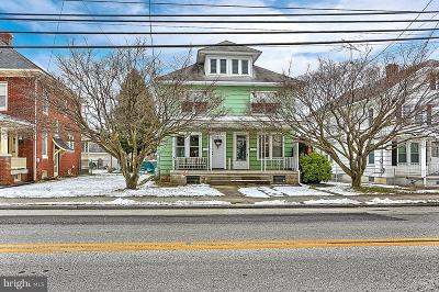 Hanover Single Family Home For Sale: 717 Broadway