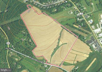 Residential Lots & Land For Sale: Chapel Church Road