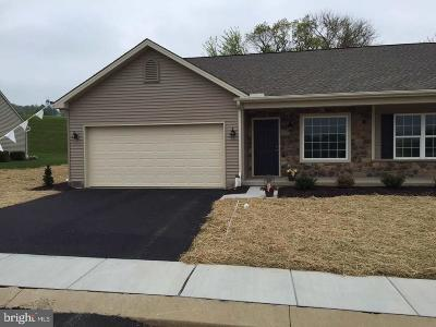 Red Lion Single Family Home For Sale: Exmore Basement Model