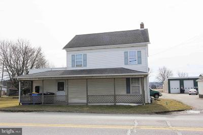 Spring Grove Single Family Home For Sale: 1553 Route 116