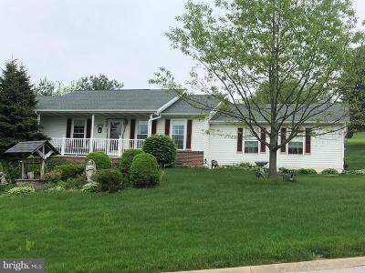 Shrewsbury Single Family Home For Sale: 3 Foxtail Court