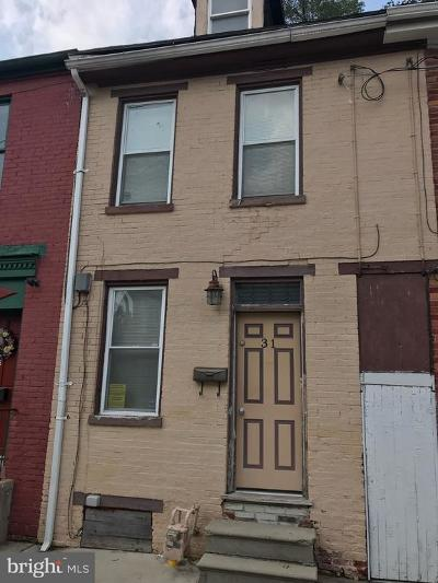 York Townhouse For Sale: 31 E South Street