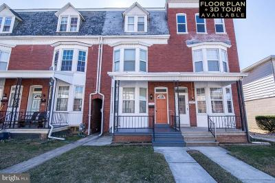 York PA Single Family Home For Sale: $102,200