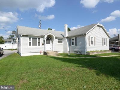 York Single Family Home For Sale: 327 S Sherman Street