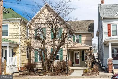 Hanover Single Family Home For Sale: 455 High Street