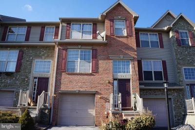 Hanover Townhouse For Sale: 1261 Wanda Drive