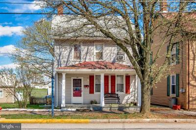 Shrewsbury Single Family Home For Sale: 155 S Main Street