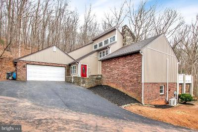 York County Single Family Home For Sale: 2441 Swamp Road