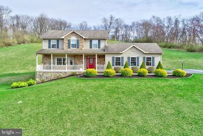 York County Single Family Home For Sale: 3155 Sam Hill Road