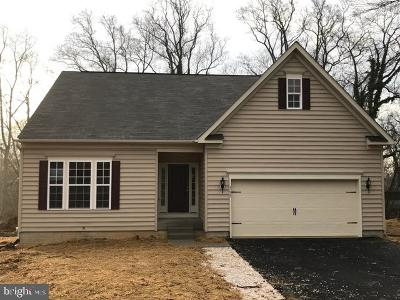York County Single Family Home For Sale: Lot 500 Thoroughbred Drive