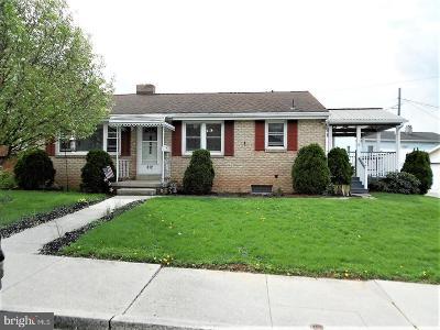 Hanover Single Family Home For Sale: 312 Maple Avenue