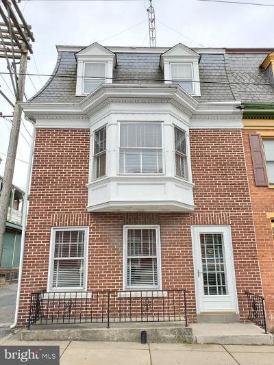 York PA Single Family Home For Sale: $74,900
