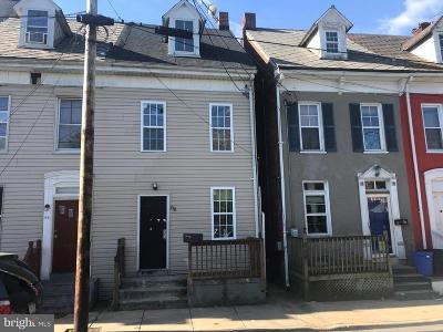 York PA Townhouse For Sale: $37,500