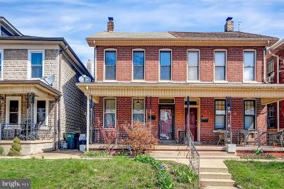 York Single Family Home For Sale: 1229 Mount Rose Avenue