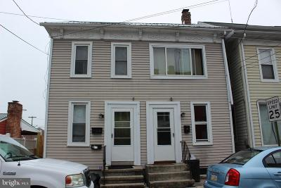 Hanover Single Family Home For Sale: 24 1/2 McAllister Street
