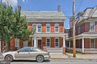 Red Lion Single Family Home For Sale: 253 W Broadway