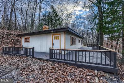 Dover Single Family Home Active Under Contract: 1990 Red Bank Road