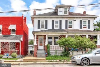 York Single Family Home For Sale: 1274 W King Street