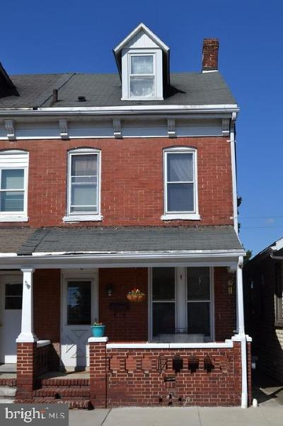 York PA Single Family Home For Sale: $39,900