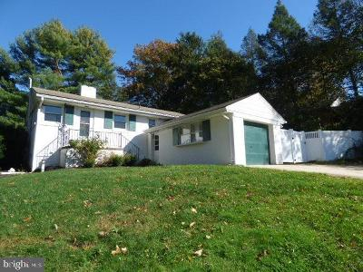 York Single Family Home For Sale: 704 Rathton Road
