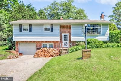 York Single Family Home For Sale: 3825 Mount Pisgah Road