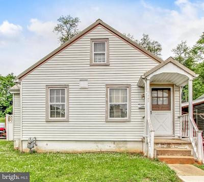 York Single Family Home For Sale: 1129 W College Avenue