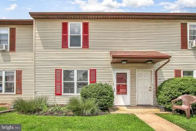 Dover Townhouse For Sale: 3111 Galaxy Road