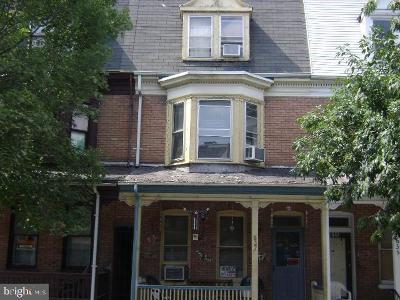 York Townhouse For Sale: 637 W Princess Street