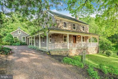 Single Family Home For Sale: 636 Sawmill Road