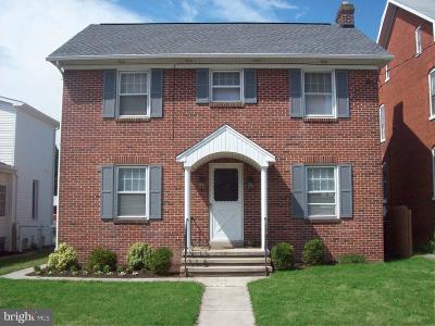 Hanover Single Family Home For Sale: 234 N Franklin Street