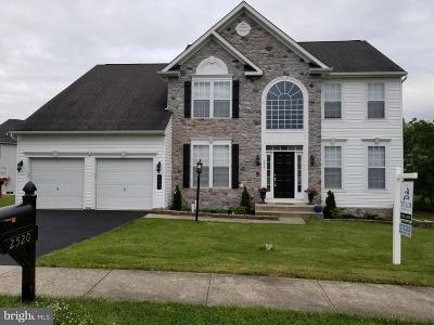 Dover Single Family Home For Sale: 2520 Carriage Lane