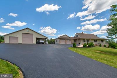 York County Farm For Sale: 13895 Wolf Road