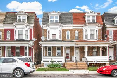 York County Single Family Home For Sale: 613 S Albemarle Street