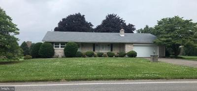 York County Single Family Home For Sale: 1115 Church Road