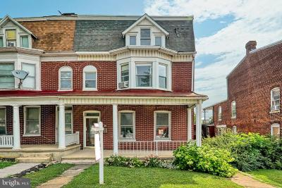 York Single Family Home For Sale: 609 N George Street
