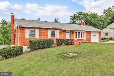 Shrewsbury Single Family Home For Sale: 705 S Main Street