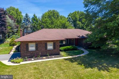 York Single Family Home For Sale: 3783 Silverwood Drive