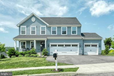 York Single Family Home For Sale: 1412 Crest Way