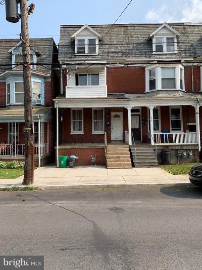 York Single Family Home For Sale: 438 E Prospect Street