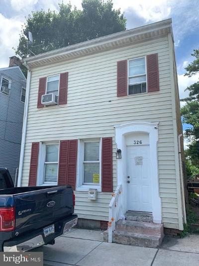 York Single Family Home For Sale: 326 W Gay Avenue